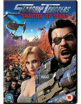 Starship Troopers: Traitor of Mars [DVD]