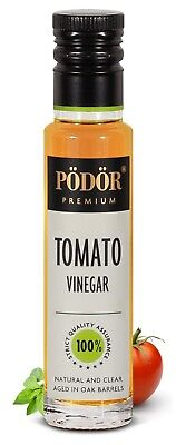 Podor Premium Tomato  Vinegar 100ml Nature and Clear