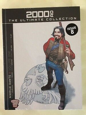 2000Ad The Ultimate Collection Issue 8 Nikolai Dante ~ Volume 1