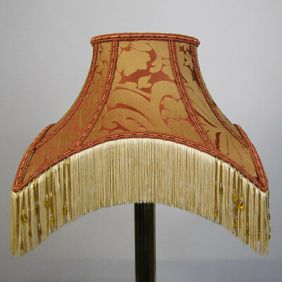 Victorian Vintage Antique Beaded Lampshade *REDUCED FROM £173.00 TO £156.00*