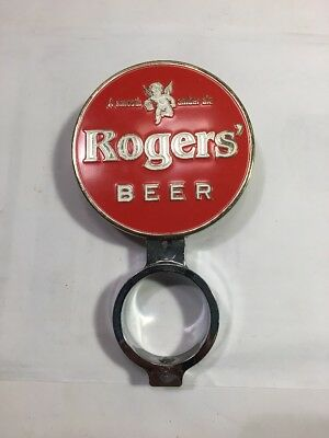 Little Creatures Rogers Decal Complete With Rabbit Ear And Rear Gel Sticker Rare