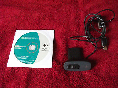 Logitech HD Webcam C270  Farbe Audio Hi-Speed USB Web-Kamera