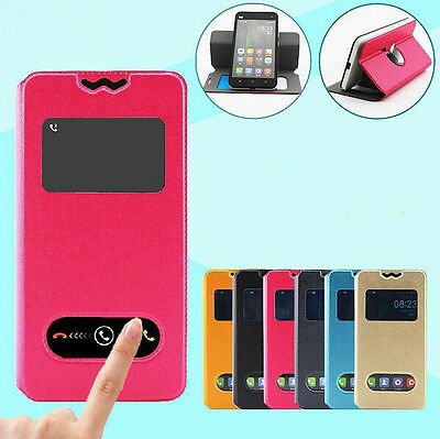Flip Cover Case For TP-LINK Neffos X1 Lite Cell Phone 0103