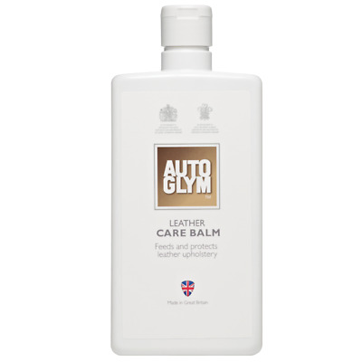 Autoglym Leather Care Balm 500 ml Feed & protect Leather Upholstery