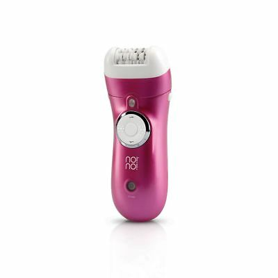 No!no! Epilator Rechargeable Cordless & Waterproof Women's Hair Removal Shaver