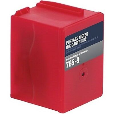 Postage Meter, Pitney Bowes 765-9, Red