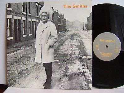 "The Smiths - Heaven Knows I'm Miserable Now RTT 156 UK 12"" 1984 Rough Trade"