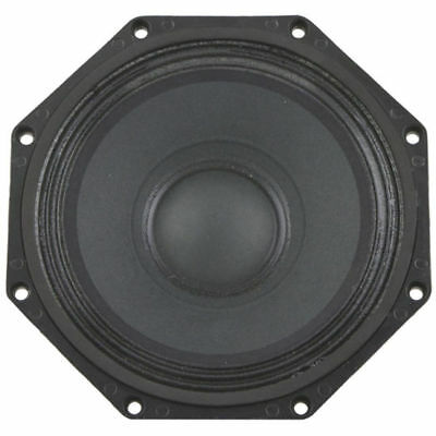 MASSIVE AUDIO MC8II 600W 8 Inch MC Series Midrange Car Speaker
