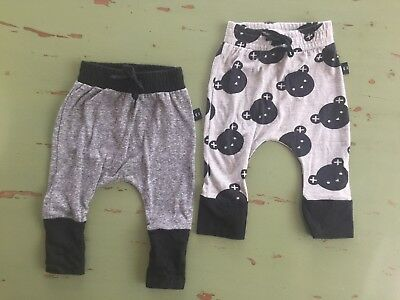 Huxbaby Pants Size 3-6 Months
