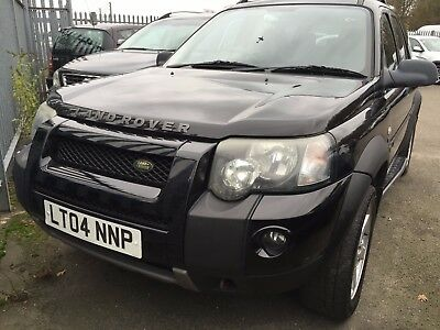 04 Land Rover Freelander  2.0 Td4 Hse Auto, Leather,aircon,pdc, H/seats, E/roof