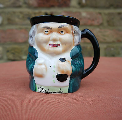 "Shorter and Son  ""Widecombe"" Character Jug"