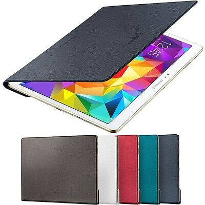 Genuine Samsung FLIP CASE Galaxy TAB S 10.5 SM T805 original tablet screen cover