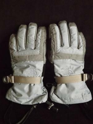 The North Face Hyvent Gray Winter Gloves XS