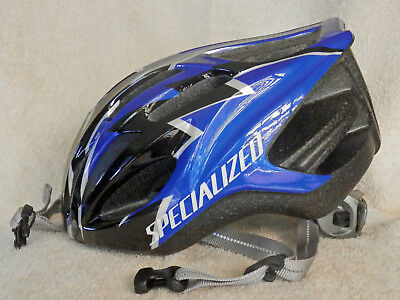 WORN ONCE Specialized Brand, Airforce 3  cycling helmet, lightweight