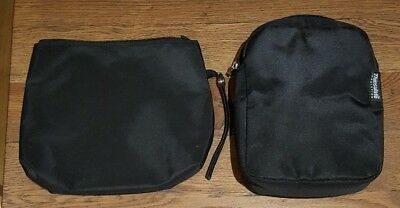 Thinsulate bottle bag Black Philips Avent +carry bag