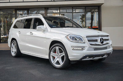 2013 Mercedes-Benz GL-Class GL450 4MATIC '13 Mercedes Benz GL450 4 Matic,21¨AMG Wheels, Premium 1 Pkg,Parking Assist Pkg.