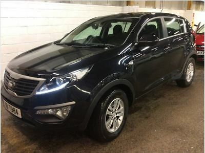 2013 Kia Sportage 1.7 Crdi Alloys, Climate, 1 F/owner, Lovely Car Low Miles!