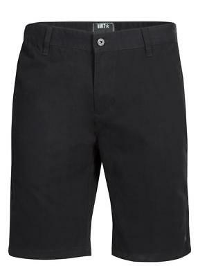 UNIT Clothing Fused Walkshort in BLACK, TOBACCO