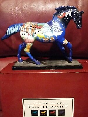 The trail of painted ponies Nutcracker Pony 12201