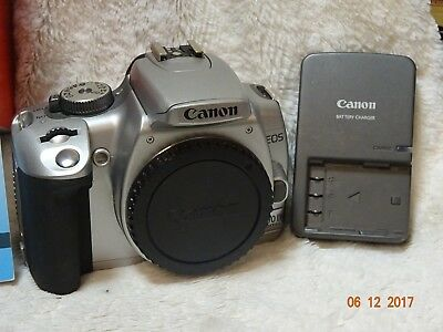 Canon EOS 400D 10.1MP Digital-SLR DSLR Camera Body Only - EXCELLENT CONDITION!