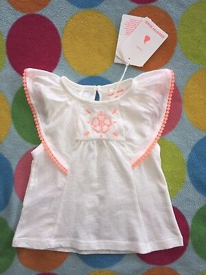 Gorgeous baby girls Country Road t-shirt top sz 000  BNWT $4 post