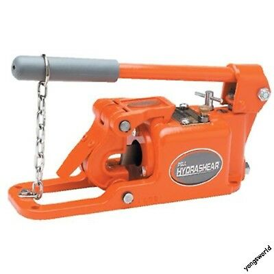 Pell Hydrashear 1-3/4 Wire Rope Cable Cutter C-1750 New