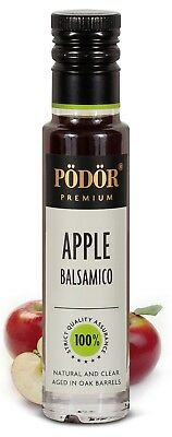 Podor Premium Vinegar Apple Balsamico  100ml Nature and Clear