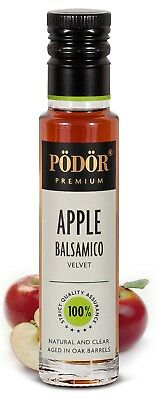 Podor Premium Apple Balsamico Velvet Natural and Clear 100ml