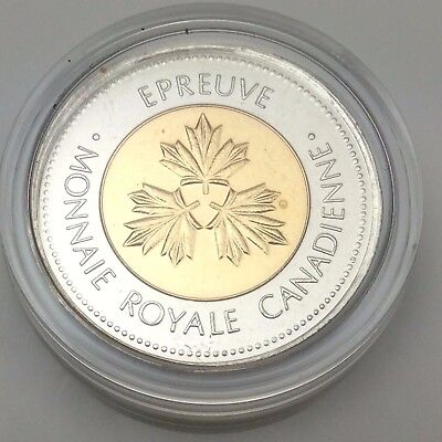 Canada RCM Royal Canadian Mint 2 Dollars Toonie Test Token Coin Not In Case C624