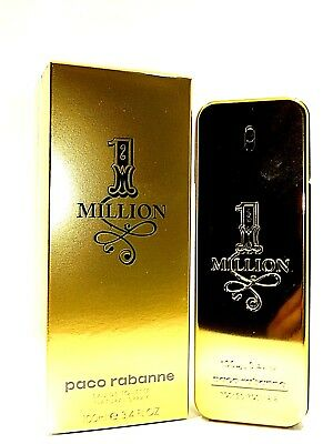 Paco Rabanne One Million EDT Eau de Toilette 100 ml Orig; OVP