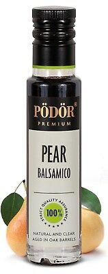 Podor Premium Pear Balsamico  Natural and Clear 100ml