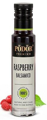 Podor Premium Raspberry Balsamico 250ml Nature and Clear