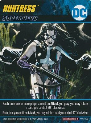 Crossover Pack 6 DC Comics Deck-Building Game Birds of Prey
