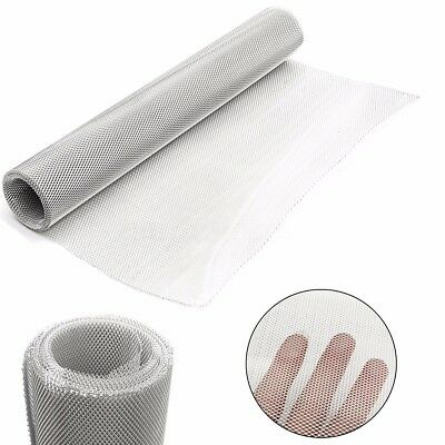 Filter Mesh Aluminum 2mm Wire Hardware Woven Cloth Air Filtration DIY 3m x 50cm