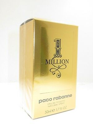 Paco Rabanne One Million EDT Eau de Toilette 50 ml