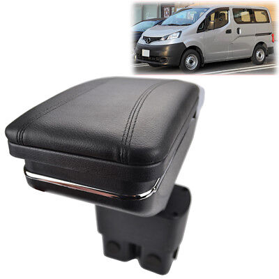Vtear For Nissan NV200 armrest box car-covers central Store content box  2010-17