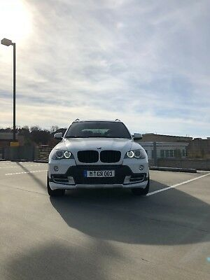 2010 BMW X5 Black 2010 BMW X5 xDrive35i M serie Sports