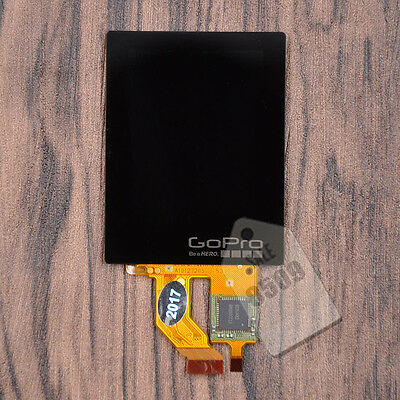 Genuine  Gopro Hero 4  Screen LCD Display Screen for Gopro Hero 4 silver