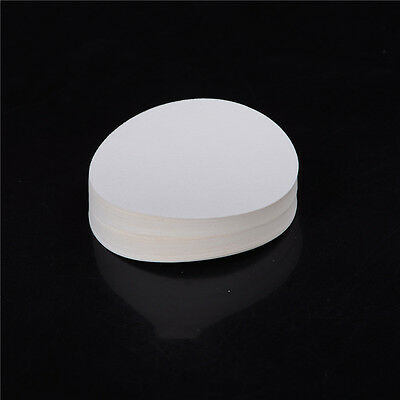 100pcs Filter Paper 9cm Medium Speed Filter Paper Lab Filtration QY