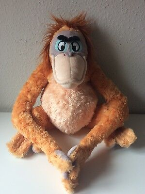Disney Store Plush King Louie Jungle Book Soft Toy Orangutang approx 19""