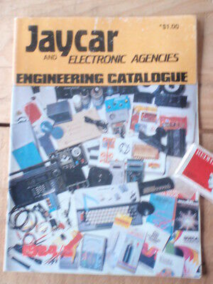 Jaycar  Electronics Engineering catalogue 58 pages
