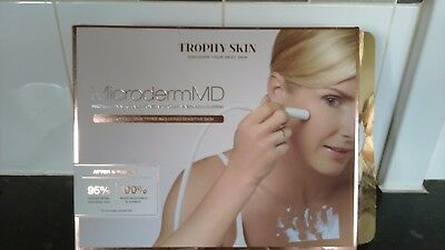microderm MD trophy skin professional-grade home microdermabrasion system