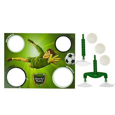 Penalty Shoot Out Plastic Toy Throwing Bath Time Novelty Kids Fairground Game