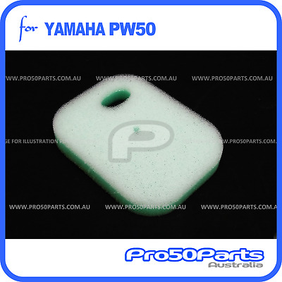 Yamaha Pw50 Air Filter Element Airbox Y-Zinger Peewee 50