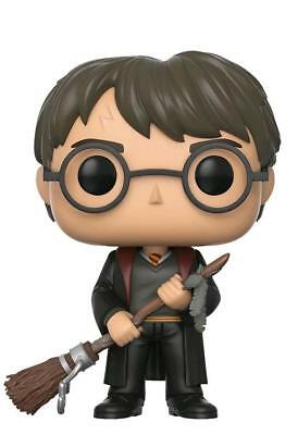 Funko Pop! - Harry Potter - 51 - Harry Potter With Firebolt(Exclusive)