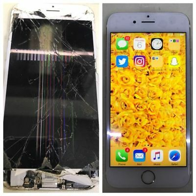 iPhone 7 LCD & Glass Screen Repair Replacement Look New! *LifeTime Warranty*