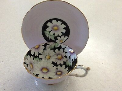 Very Rare! Stunning Paragon Daisy Chintz In Lavender!