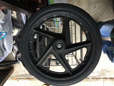 """BOB Revolution Replacement Stroller 16"""" CC-226 Rear Wheel With Tire"""