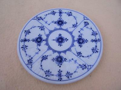 Mint ! Royal Copenhagen - Blue Fluted 452 Teapot Stand / Trivet