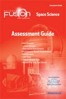 Science Fusion Module G Space Science Assessment Guide